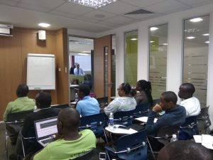 Forex traders in Kenya students are learning forex trading