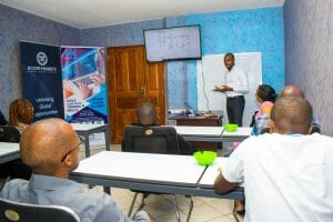 Forex Trading training class on elearning