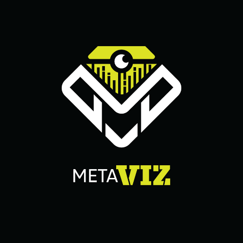 MetaVIZ Logo Dark